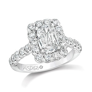 ASPIRI Diamond Engagement Ring