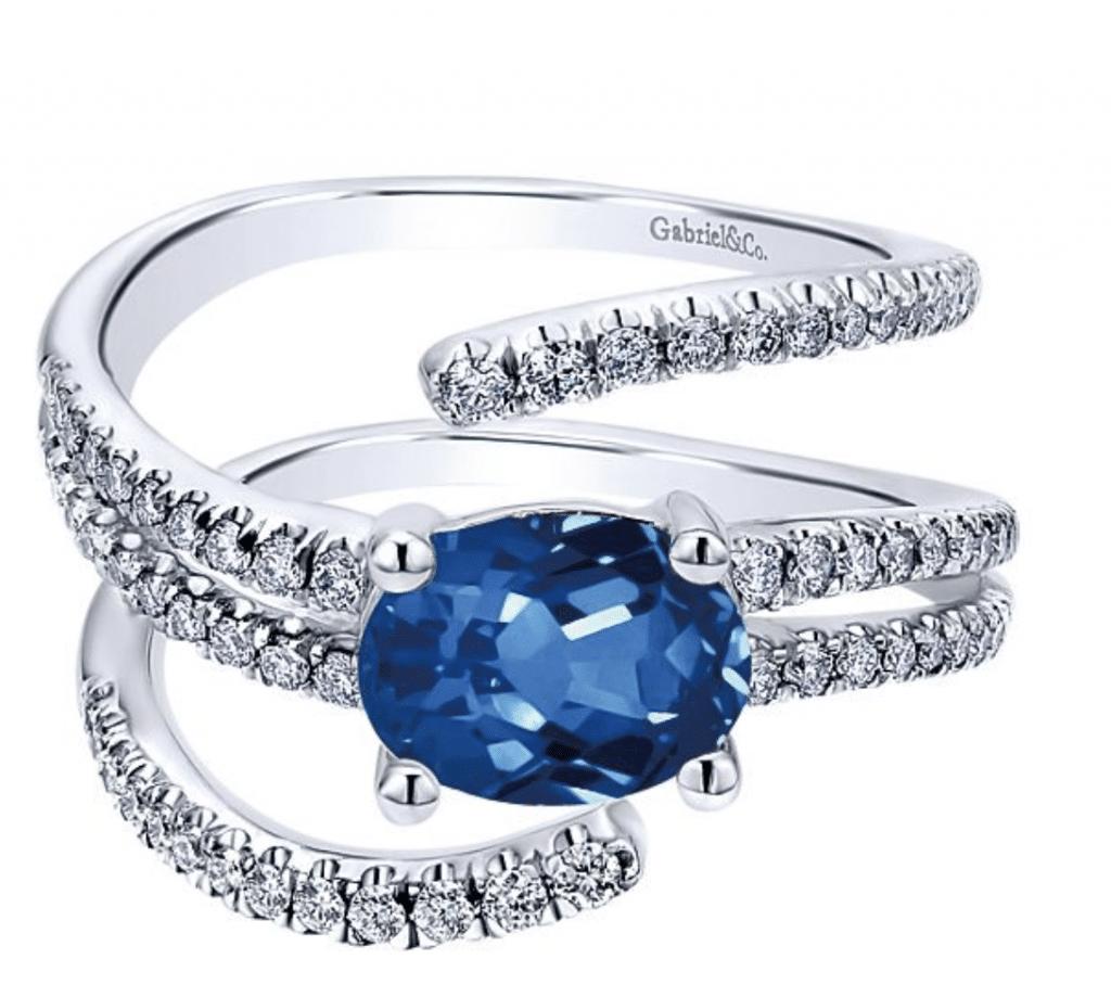 Gabriel Co Statement Ring Brittanys Fine Jewelry Gainesville FL