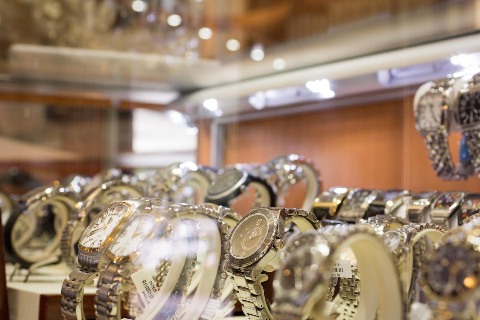 Belair custom watches Valentine's Day gift Brittany's Fine Jewelry Gainesville FL