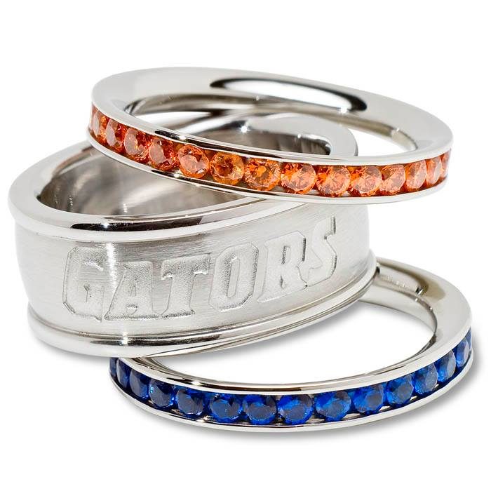 University of Florida Gators Ring Jewelry Valentine's Day Gift