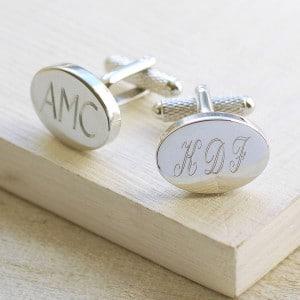 custom cufflinks gift for him