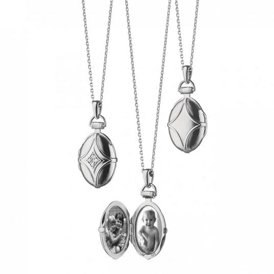 Collier Médaillon Bijoux Fête des Mères