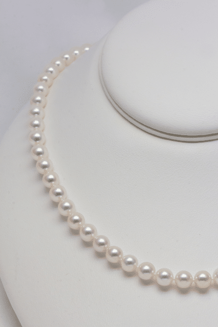 Pearl Necklace Mother's Day Necklace