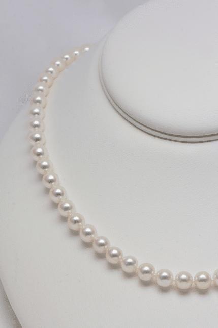 Collier de perles Collier de fête des mères