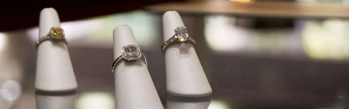 Wedding Rings at Brittany's Fine Jewelry, Gainesville, Florida