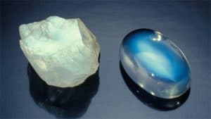 Moonstone Rough