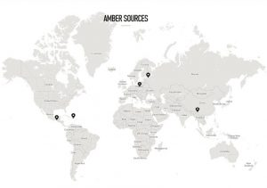Map of Amber