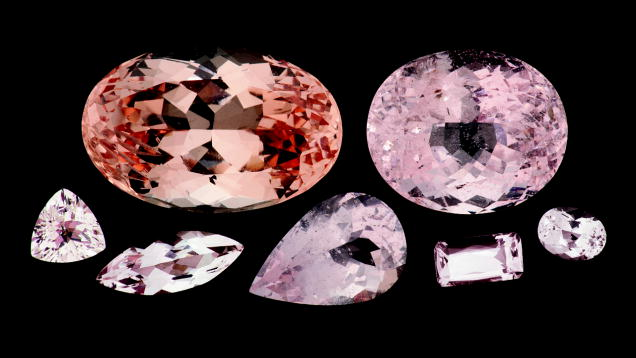 September 16 blog-Morganite (range of color)