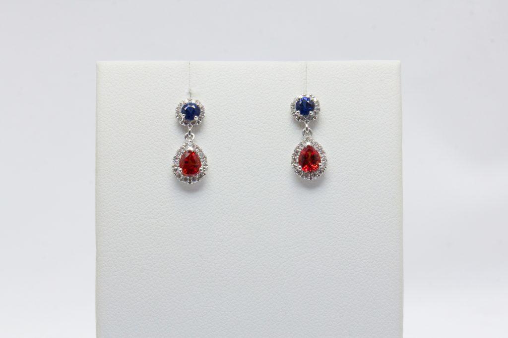 UF Gator Earrings Jewelry