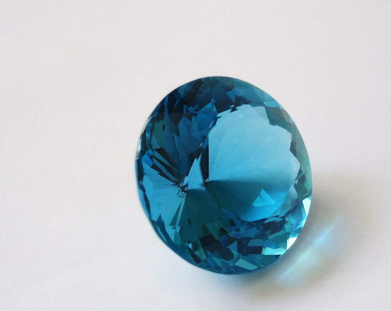 Blue Topaz Brittany's Fine Jewelry Gainesville, FL