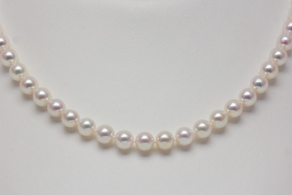 Pearl Necklace Brittany's Fine Jewelry Gainesville FL