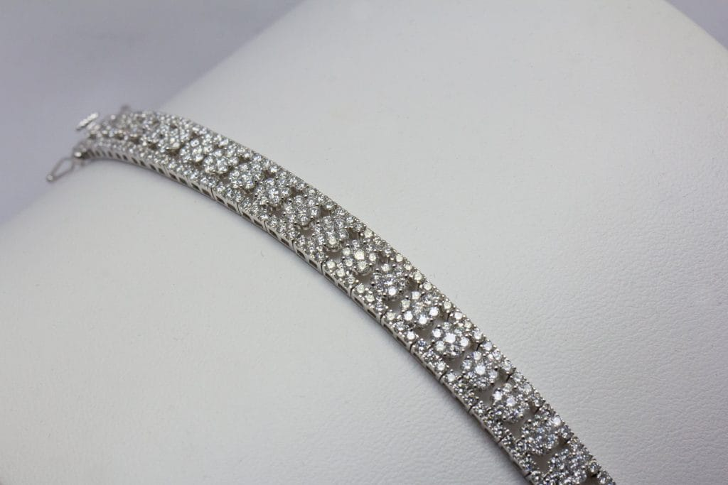 Diamond Bracelet Brittany's Fine Jewelry Gainesville FL