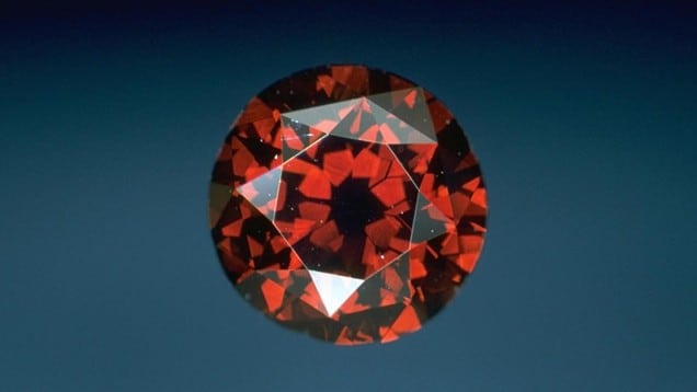 5.03 Carat Red Diamond