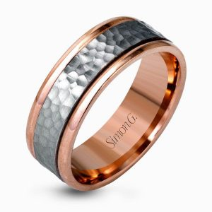 Simon G. Men's Wedding Ring