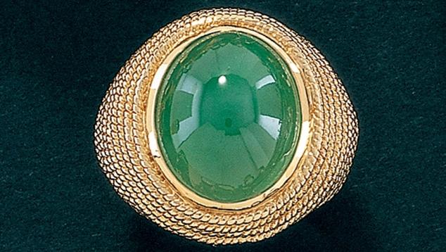 Jade Jadeite Ring