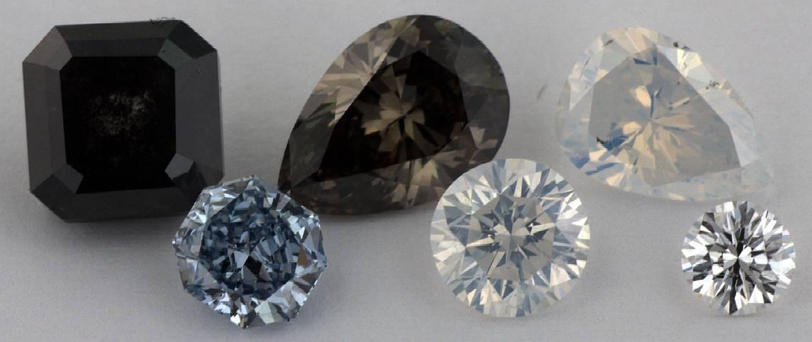 Black Diamond Variations