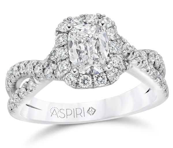 Arabella_Standing ASPIRI Diamond Collection Brittany's Fine Jewelry Gainesville FL