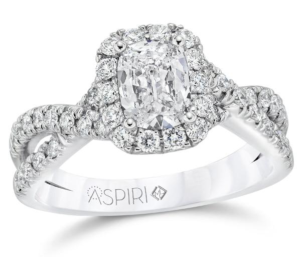 Arabella_Standing ASPIRI Diamond Collection Brittany's Fine Jewelry Gainesville FL