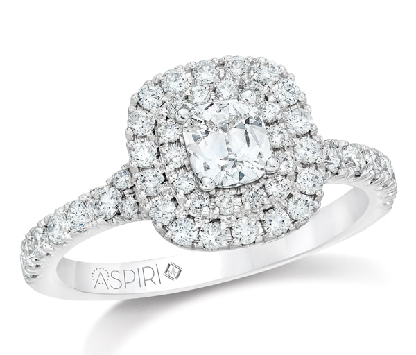 MarielleEngrave ASPIRI Diamond Collection Brittany's Fine Jewelry Gainesville FL