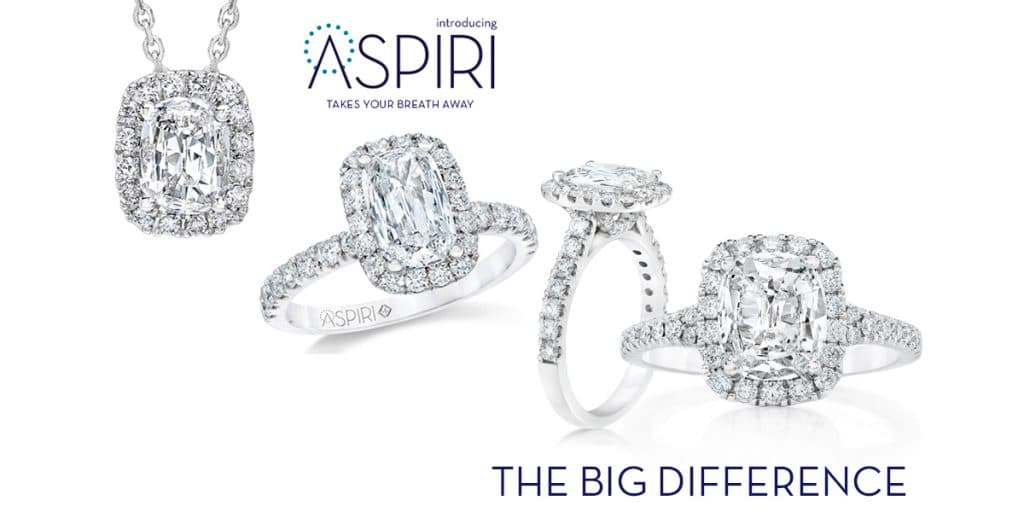 ASPIRI Diamond Collection Brittany's Fine Jewelry Gainesville FL