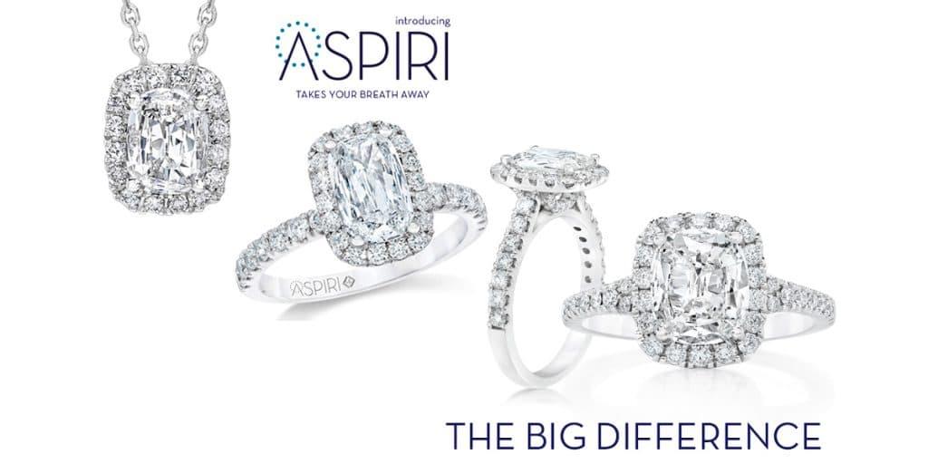 ASPIRI Diamond Collection Brittany's Fine Jewelry Gainesville FL
