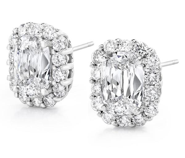 ASPIRI Diamond Stud Earrings
