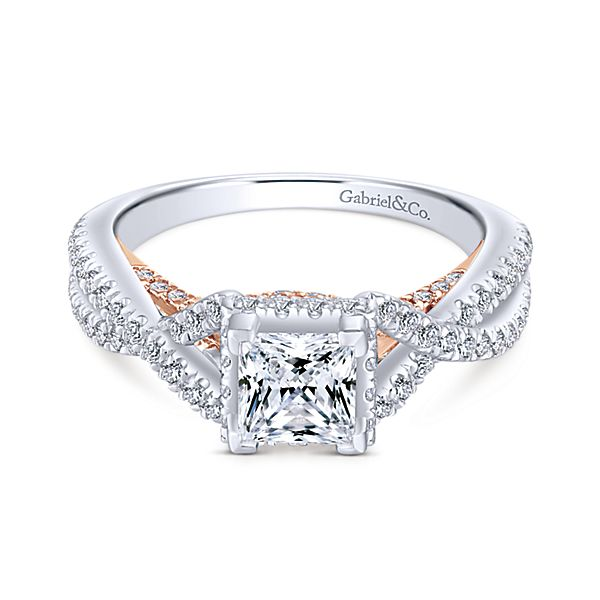 Gabriel-Caroline-14k-White-And-Rose-Gold-Princess-Cut-Twisted-Engagement-Ring-ER13946S3T44JJ-1