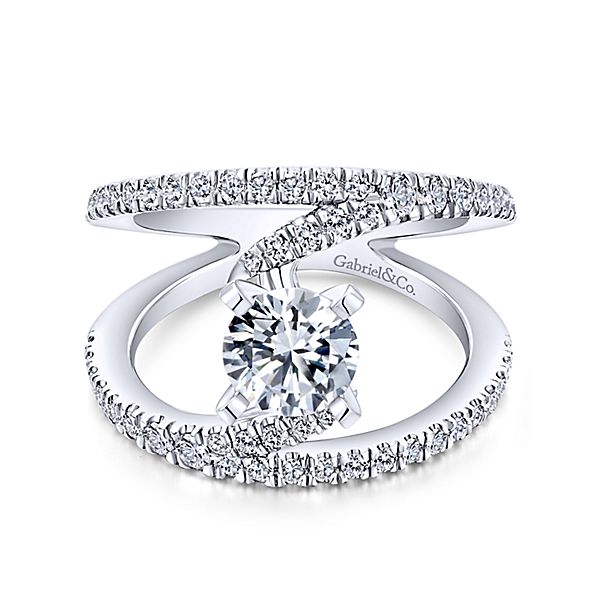 Gabriel-Nova-14k-White-Gold-Round-Split-Shank-Engagement-Ring-ER12416R4W44JJ-1