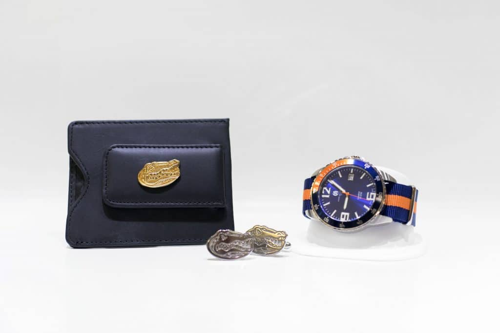 Men's UF gator jewelry & accessories