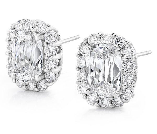 Boucles d'oreilles diamant ASPIRI