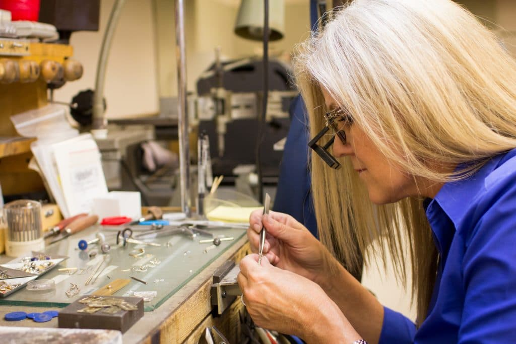 Brittany's Fine Jewelry restoration and repair