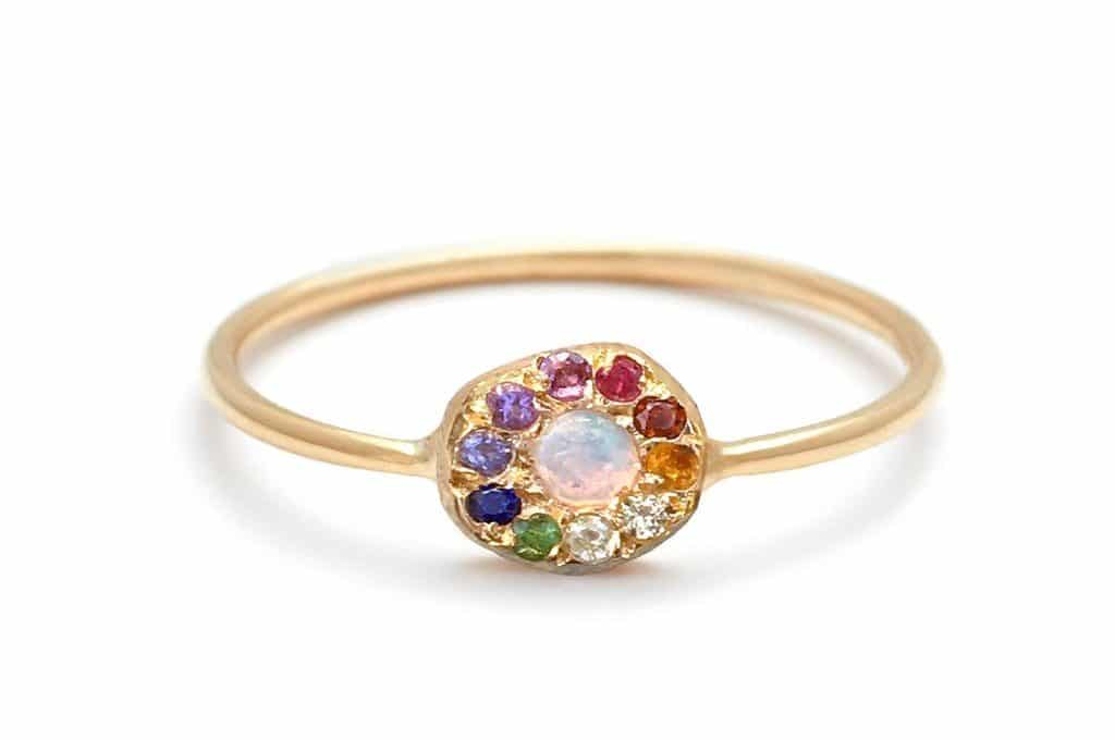 Rainbow Gemstone Jewelry Brittany's Fine Jewelry Gainesville FL