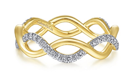 gabriel ny stackable ring