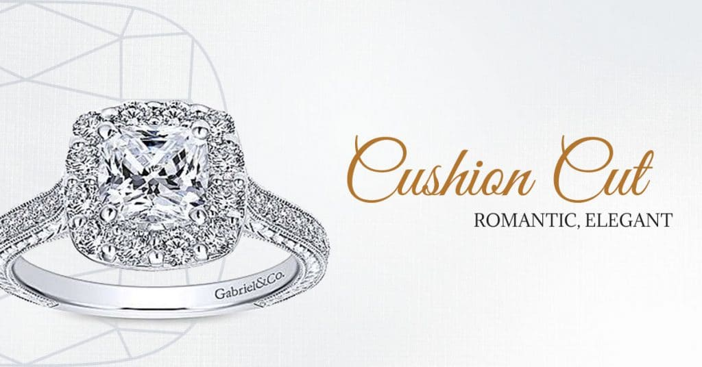 Cushion Cut Diamond Engagement Rings Brittany's FIne Jewelry Gainesville FL
