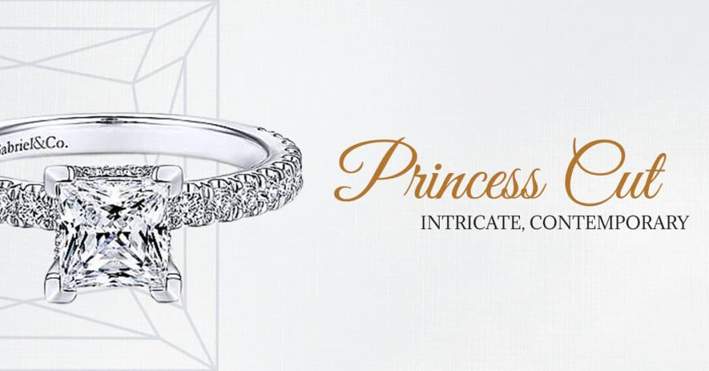 Princess Cut Diamond Shape Engagement Rings Brittany's Fine Jewelry Gainesville, FL
