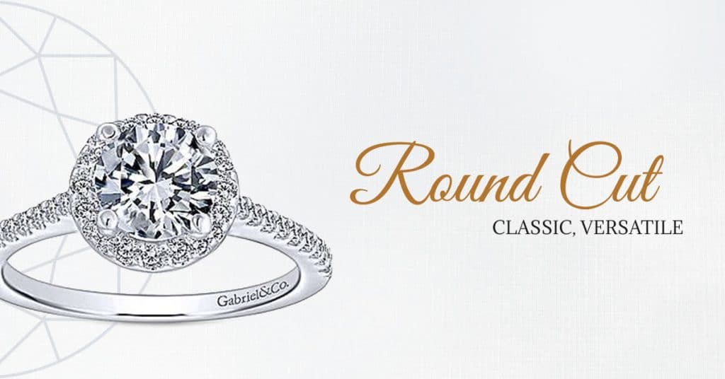 round cut diamond engagement rings Brittany's Fine Jewelry Gainesville, FL