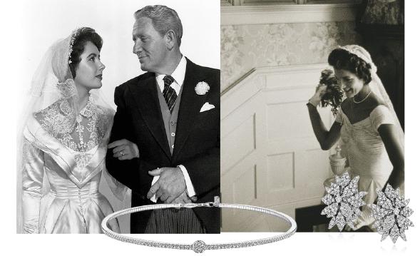 La mode et la joaillerie de mariage dans les années 50 et 70 Tendances La haute joaillerie bretonne