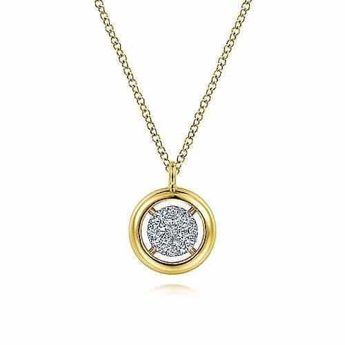 Gabriel & Co. necklace
